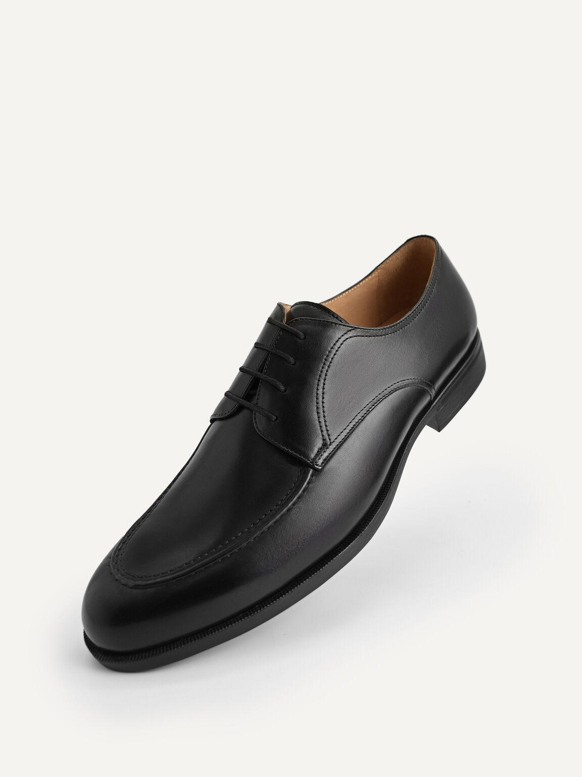 Altitude皮革德比鞋, 黑色, hi-res