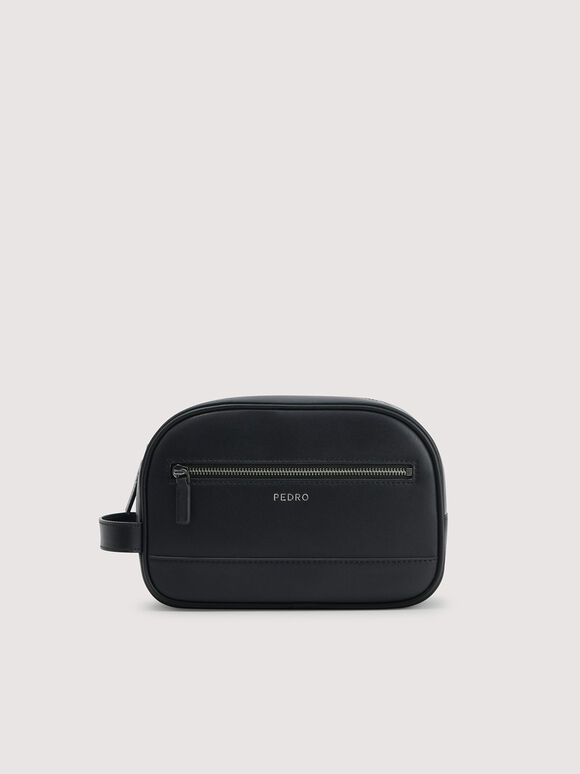 Casual Pouch, Black, hi-res