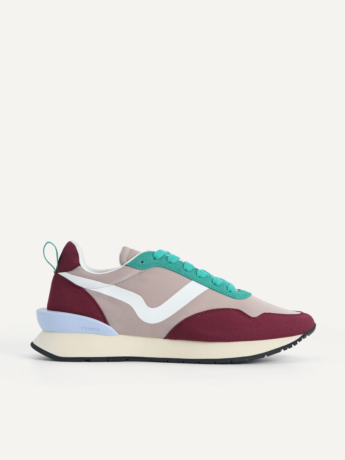 Suede Sneakers, Multi, hi-res