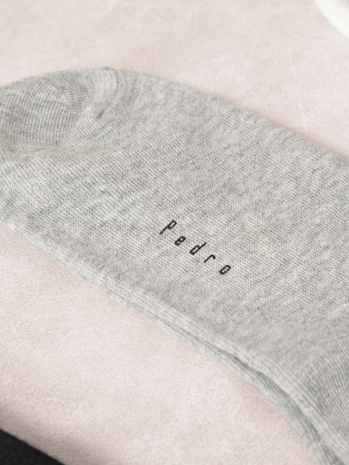 Women's Ankle Socks, Multi, hi-res