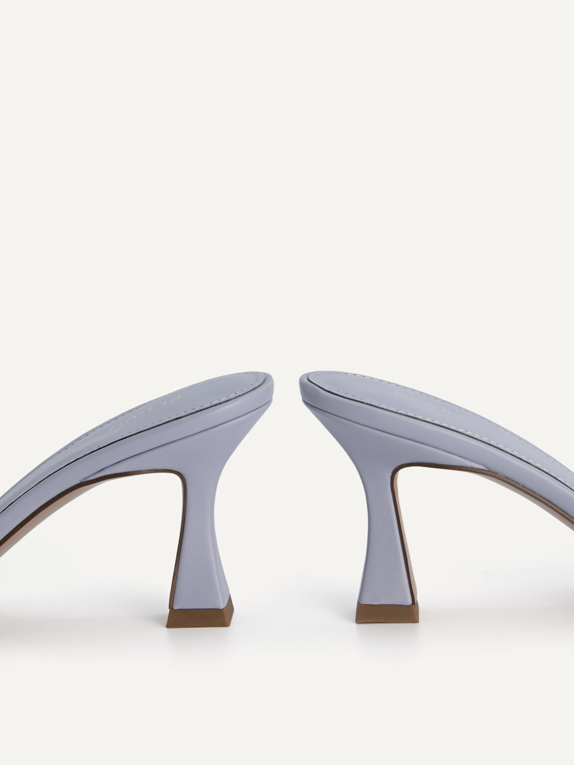 High Heeled Sandals, Lilac, hi-res