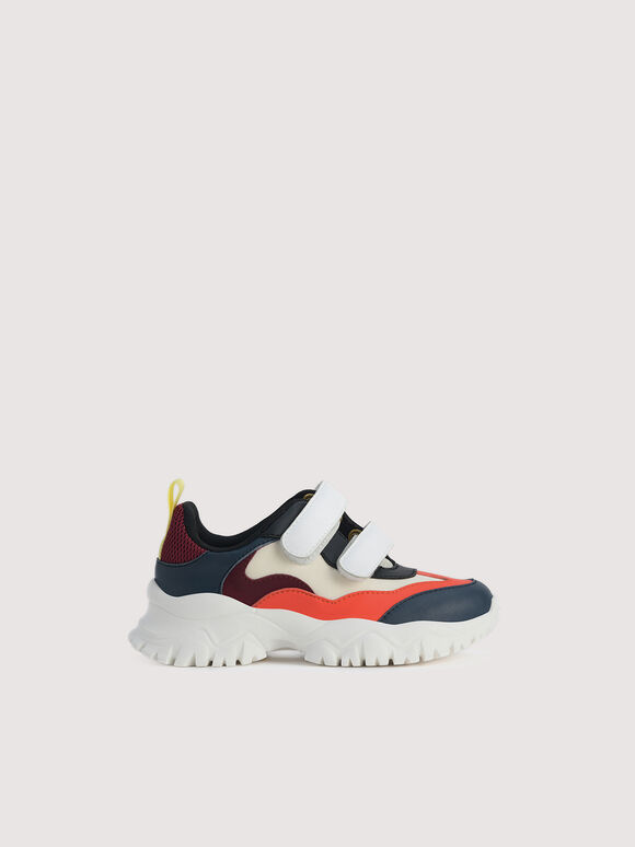 Colourblock Sneakers, Multi2, hi-res
