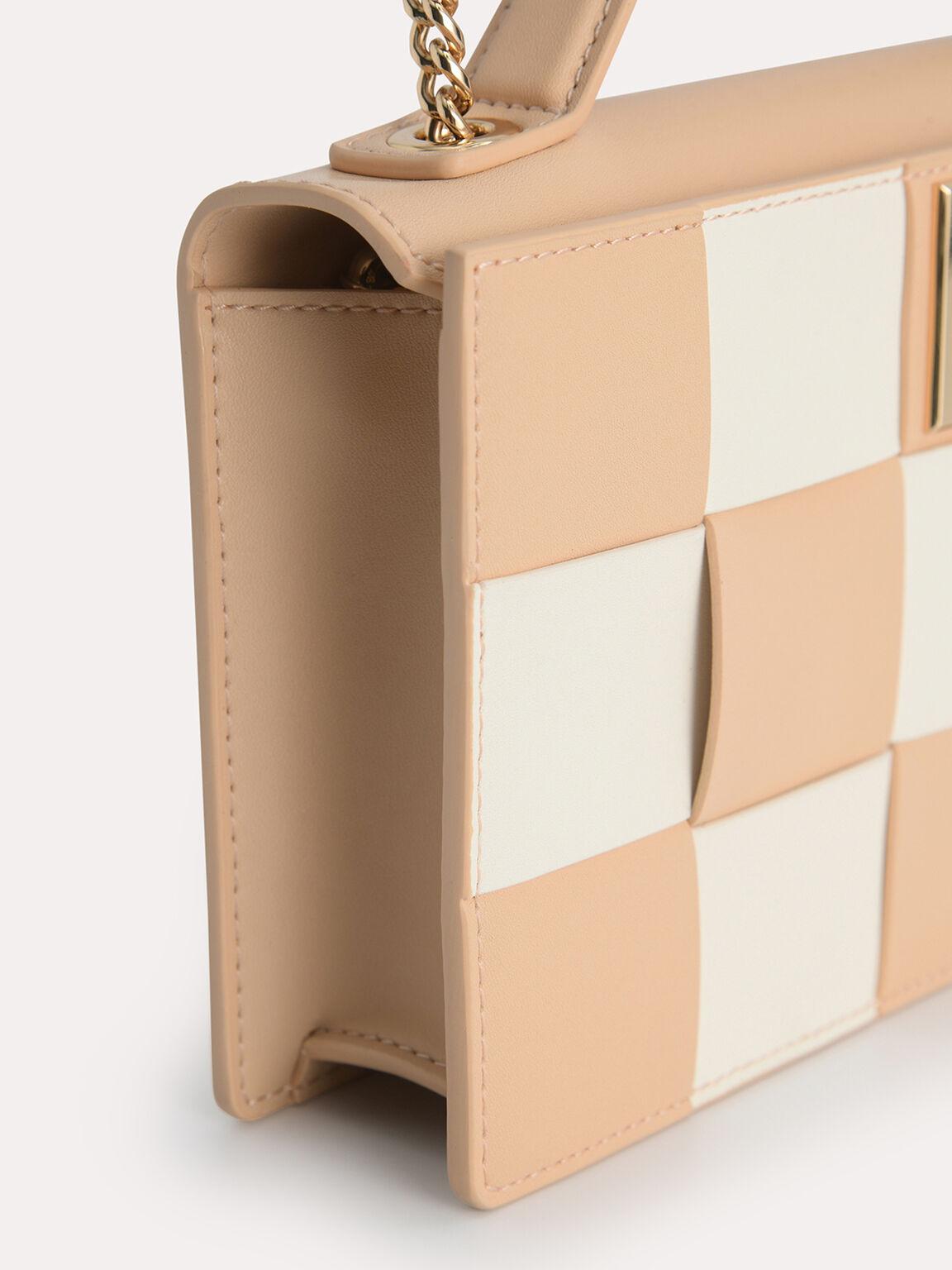 Leather Travel Organiser, Multi, hi-res