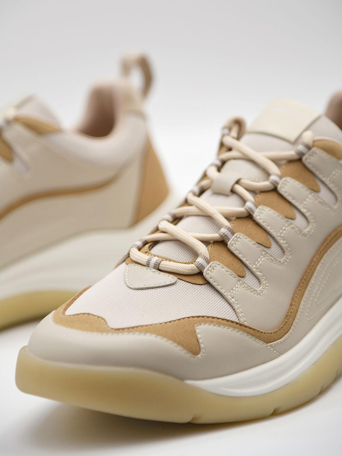 Cloudtrail Sneakers, Taupe, hi-res