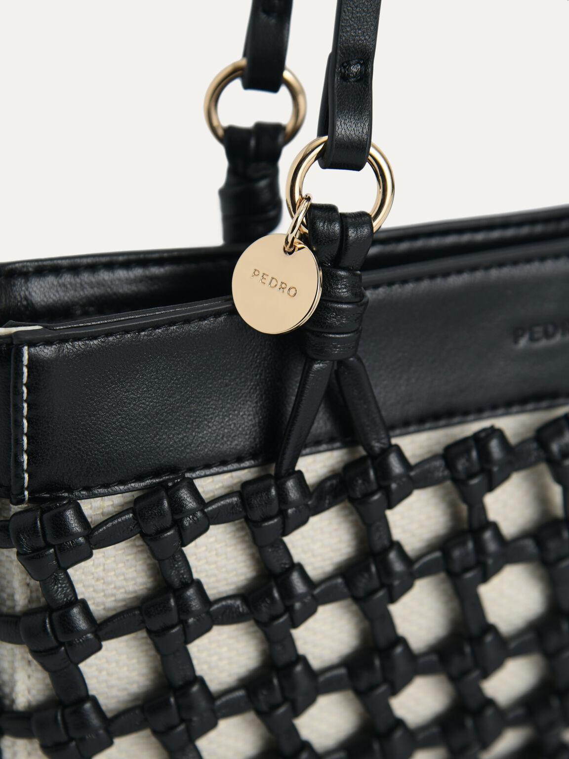 Marina Tote Bag, Black, hi-res
