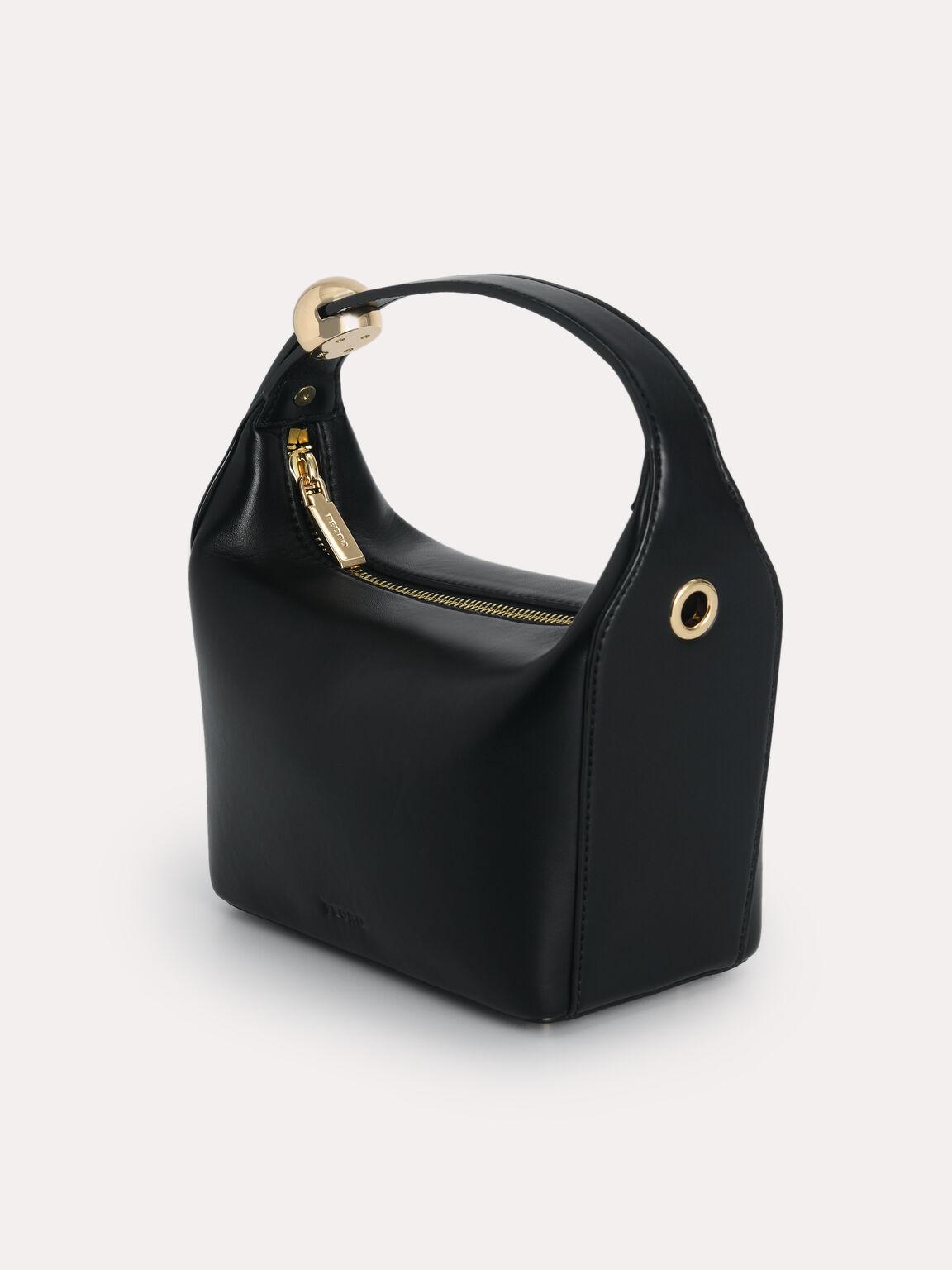 Mini Hobo Bag, Black, hi-res