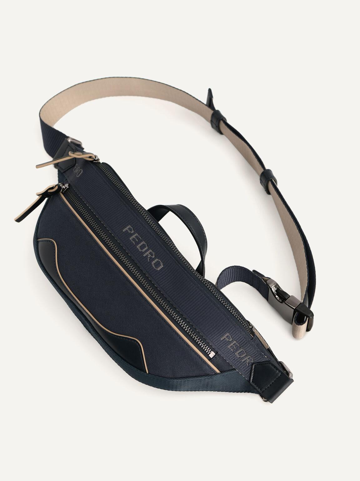 rePEDRO Belt Bag, Navy, hi-res