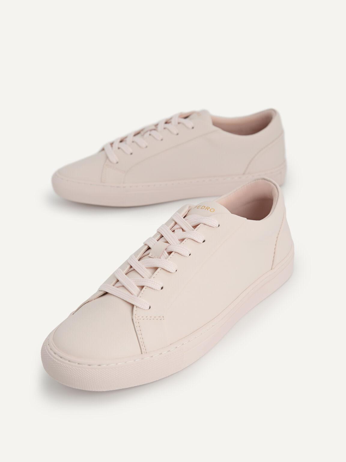 Atlas Lace-up Sneakers, Blush, hi-res