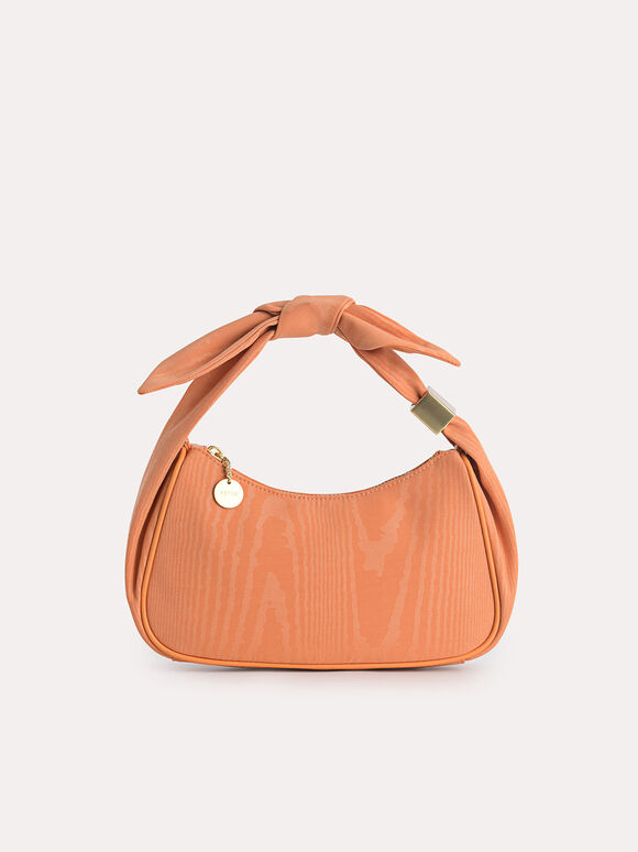 Loop Shoulder Bag, Orange, hi-res