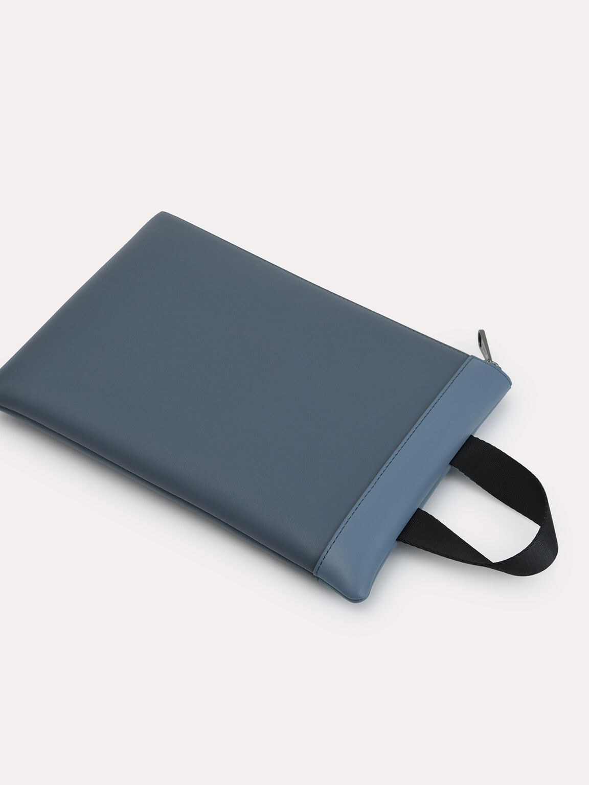 Two-Way Casual Clutch, Slate Blue, hi-res