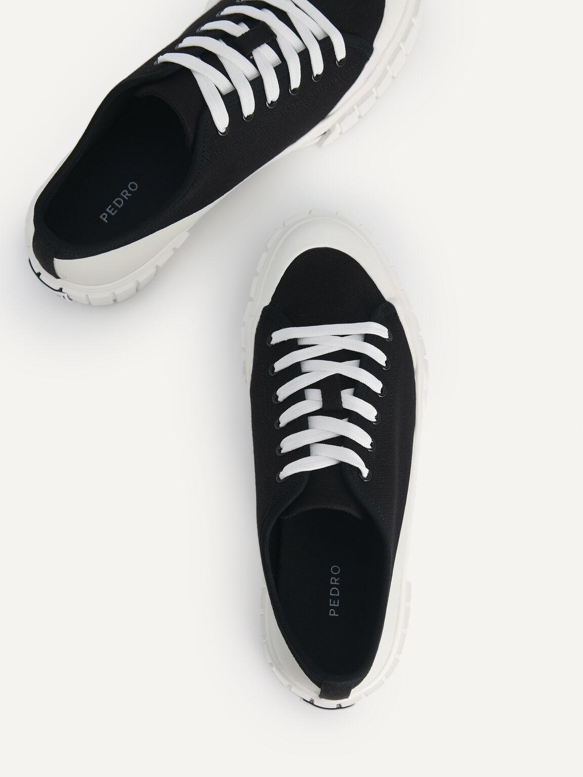 rePEDRO Beat Sneakers, Black, hi-res