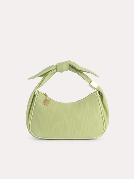 Loop Shoulder Bag, Light Green, hi-res