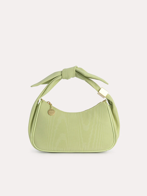 Loop Shoulder Bag, Light Green, hi-res
