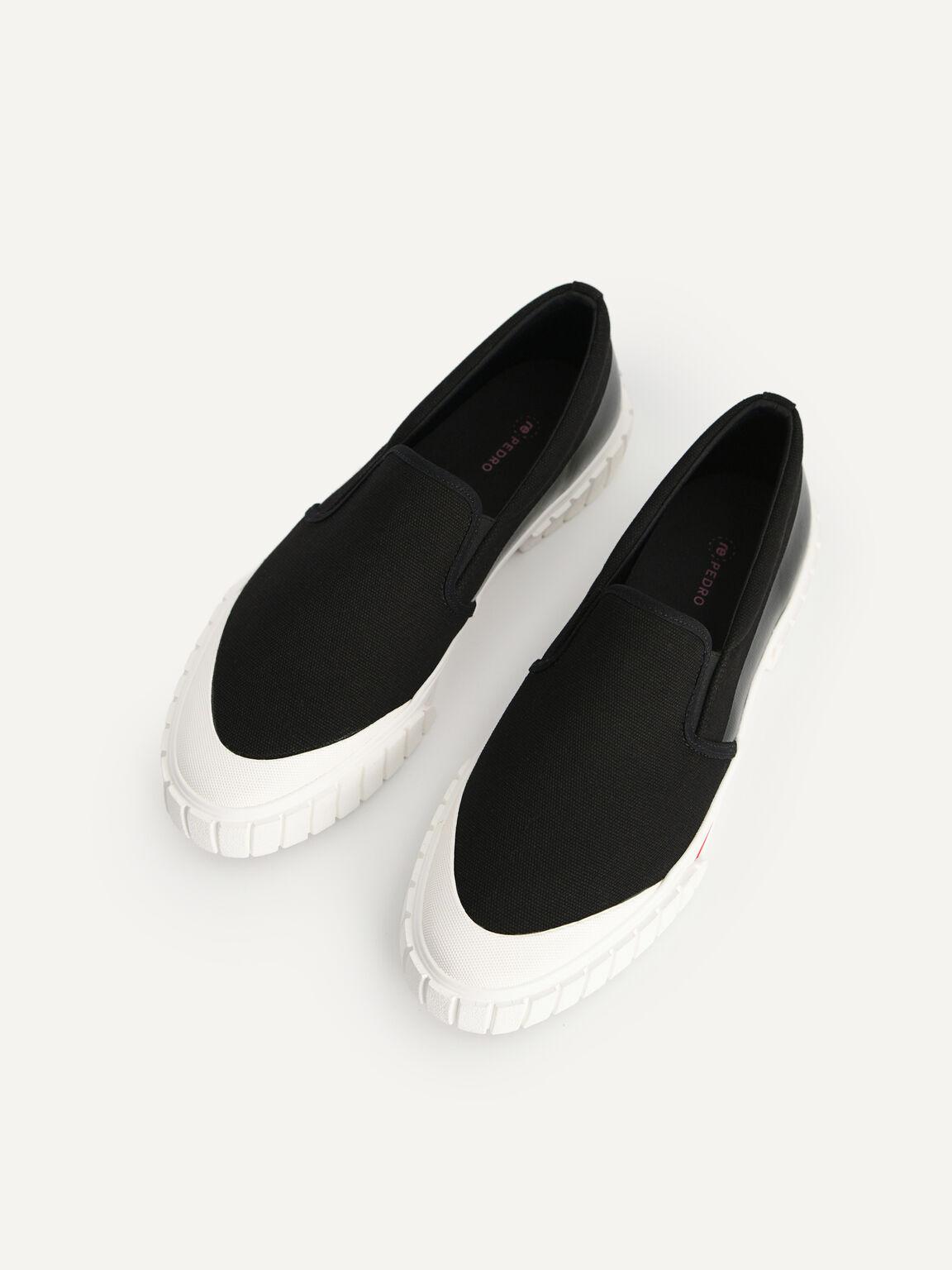 rePEDRO Beat Sneaker, Black, hi-res