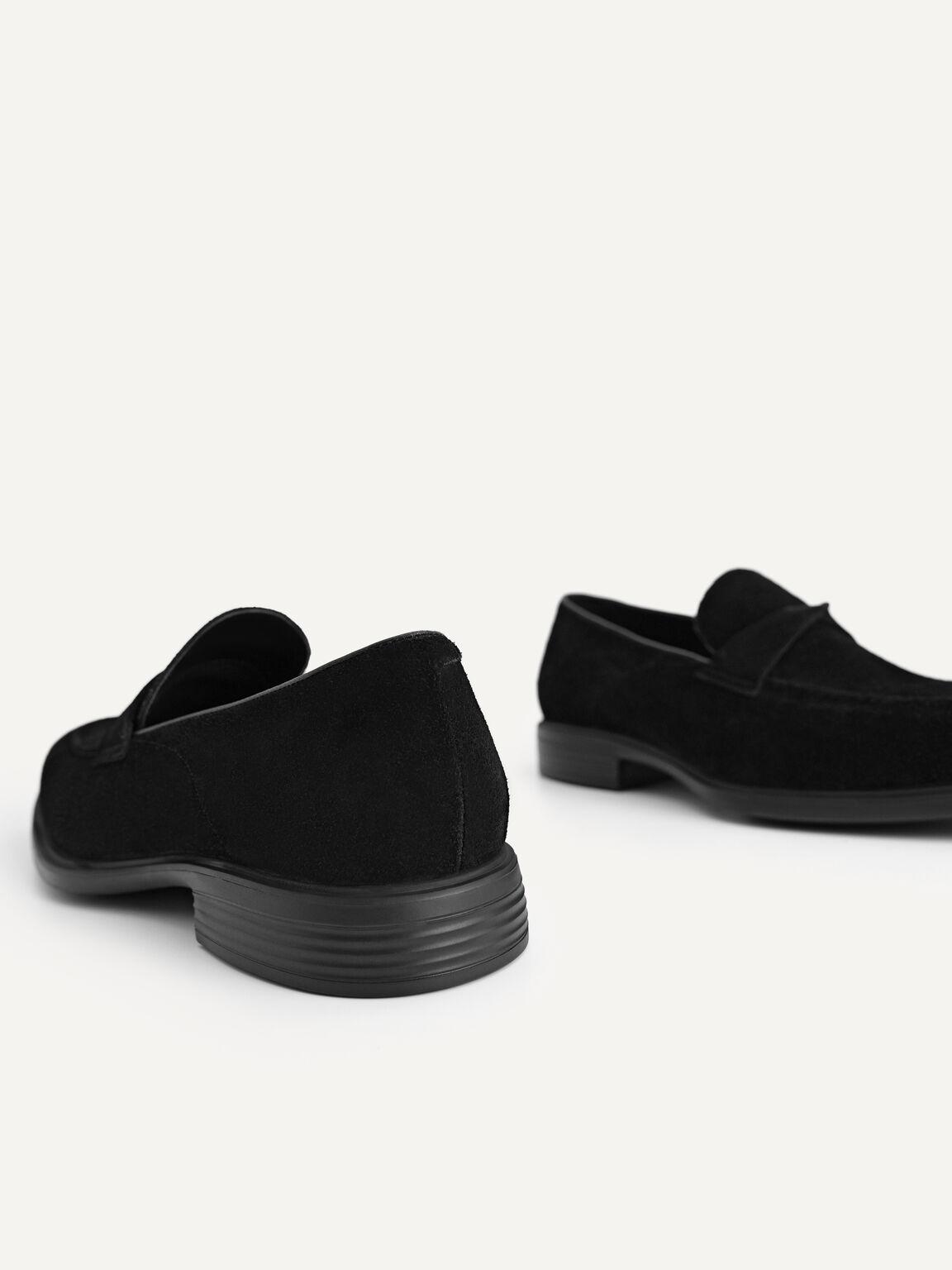 Altitude Leather Loafers, Black, hi-res