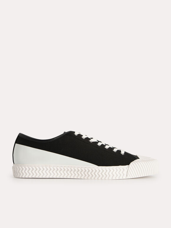rePEDRO Lace-up Sneaker, Black, hi-res