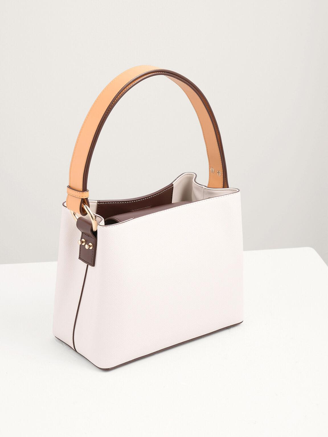 Duo-Carry Top Handle Bag, Multi, hi-res