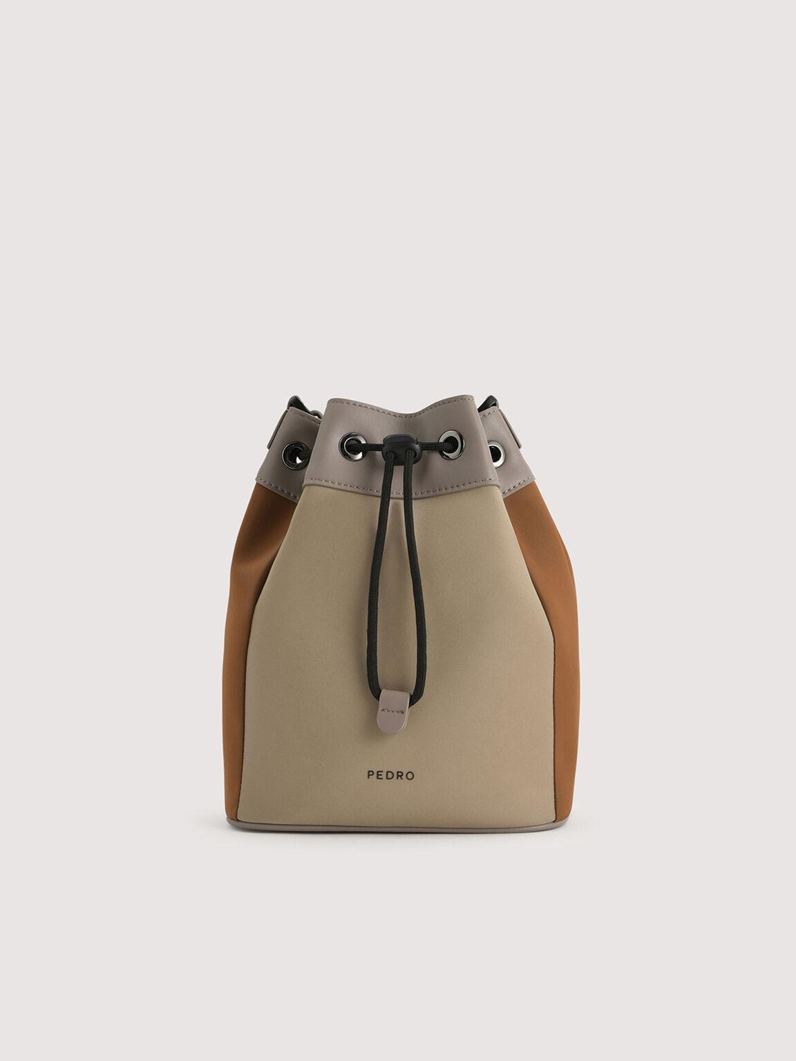 Bucket Sling Bag, Camel, hi-res