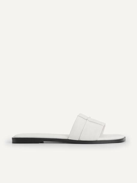 Slide Sandals, Chalk, hi-res