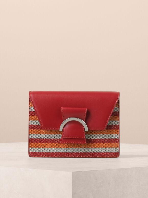 Casual Shoulder Bag, Multi, hi-res