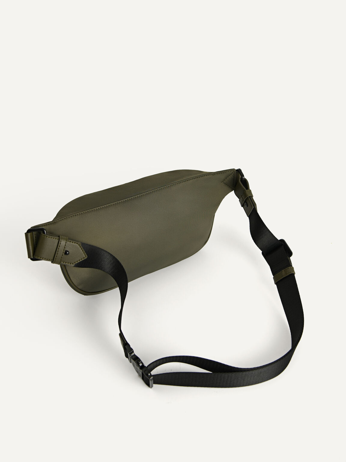 Casual Sling Pouch, Olive, hi-res