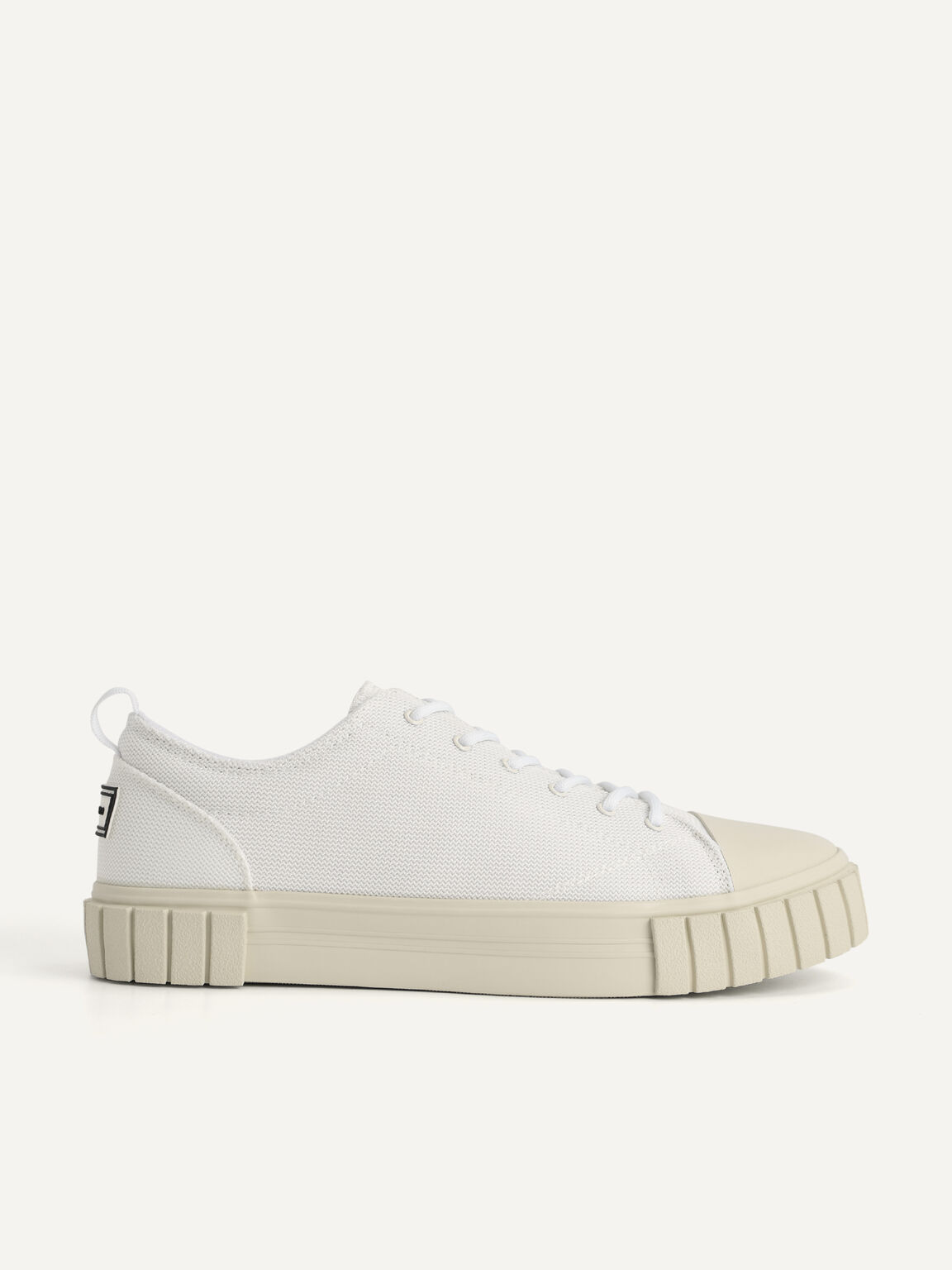 Beat Court Sneakers, White, hi-res