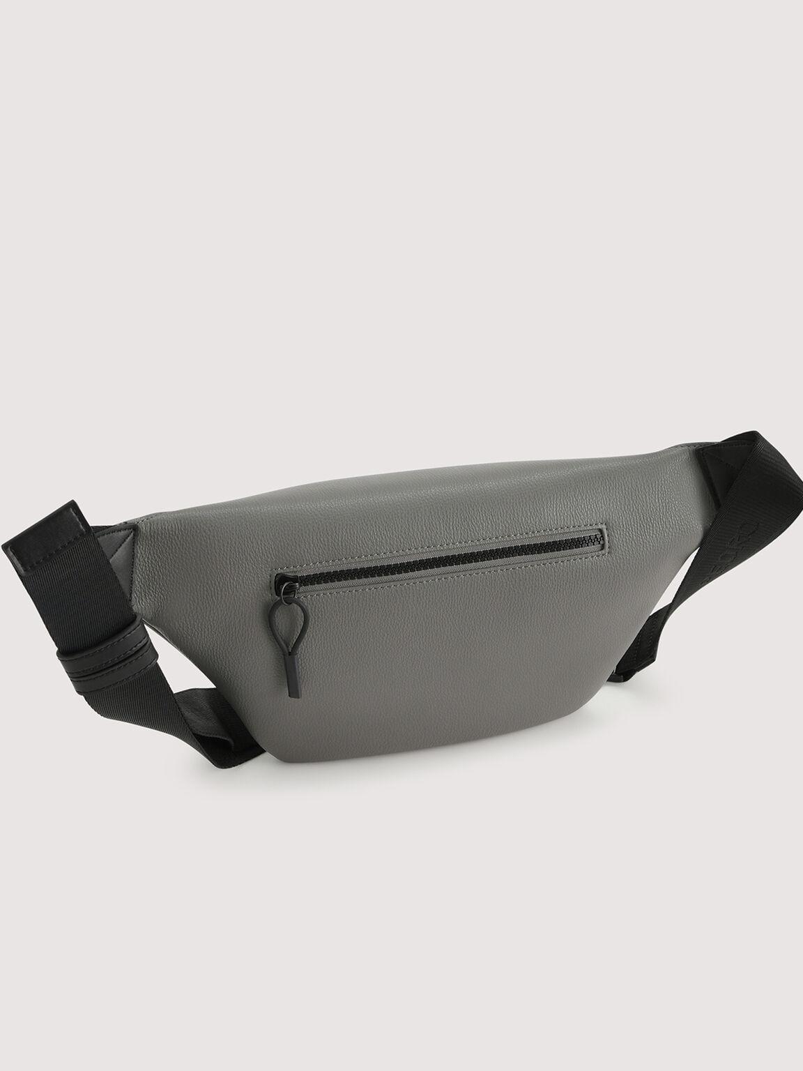 吊帶小包, 灰色, hi-res