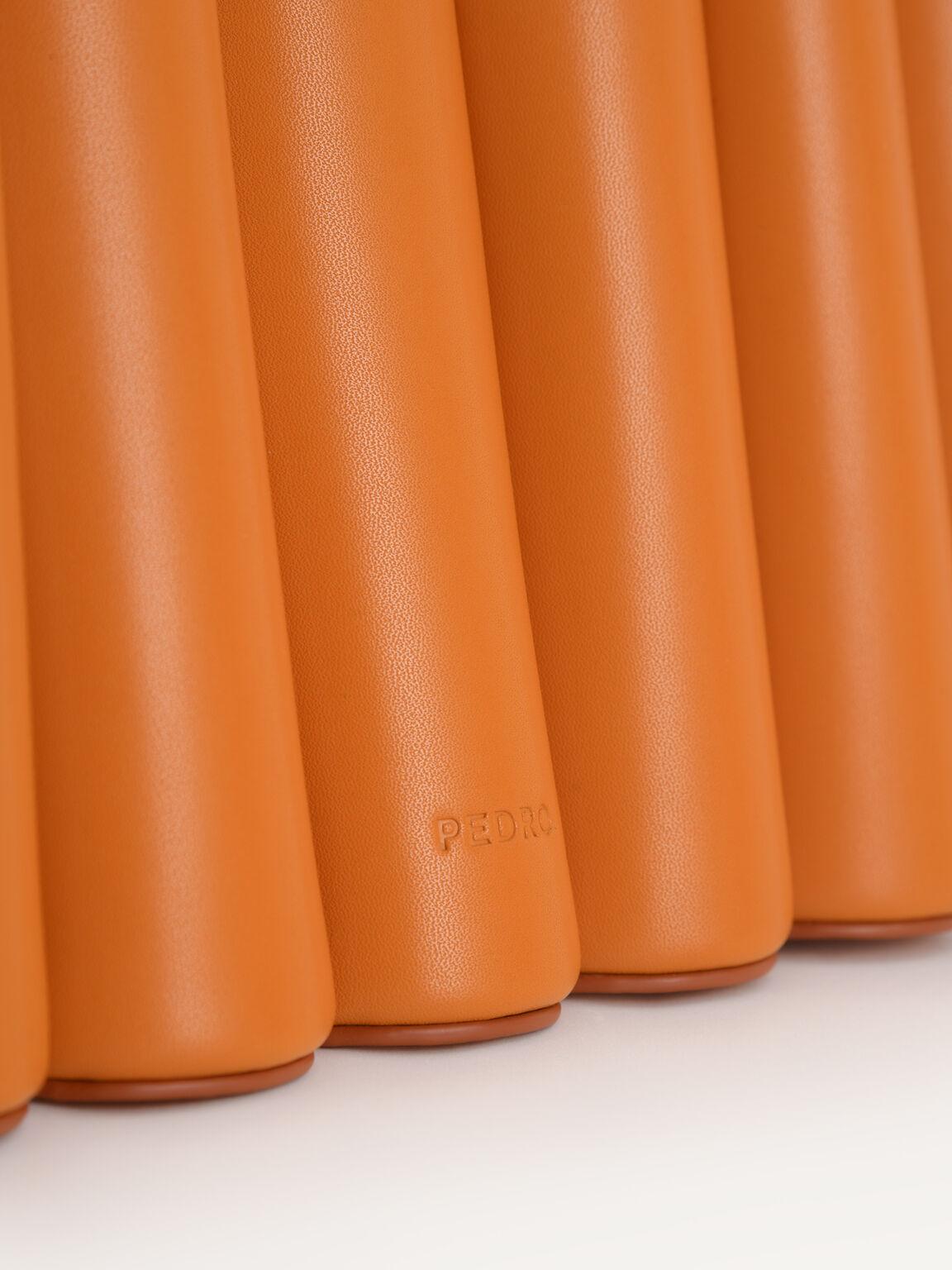 Harp Hobo Bag, Orange, hi-res