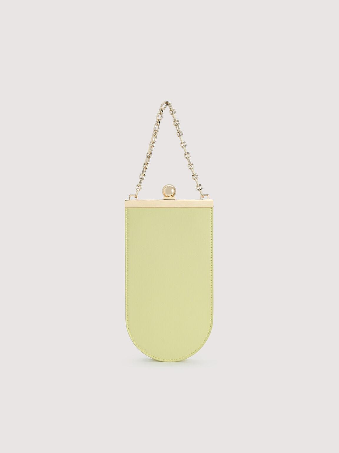 Mini Bucket Bag, Light Green, hi-res