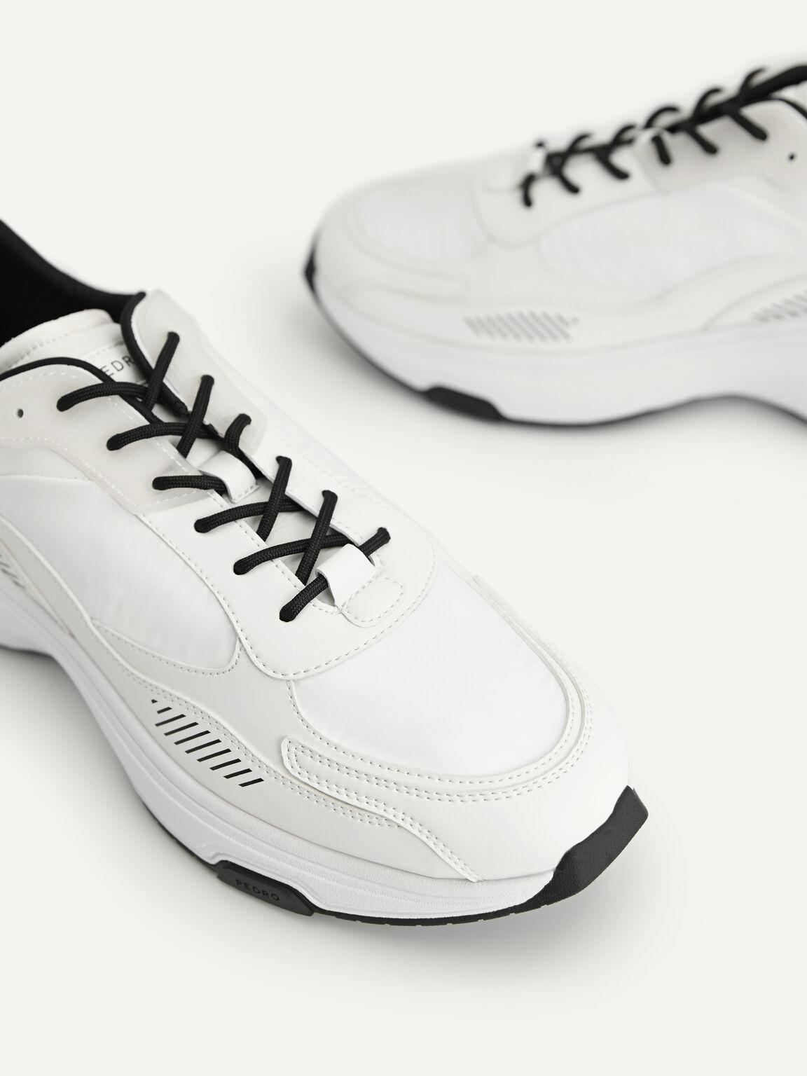 Chunky Sneakers, White, hi-res