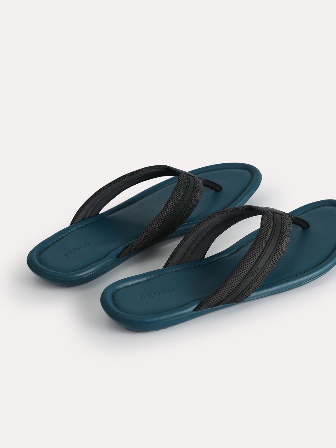 Thong Sandals, Grey, hi-res