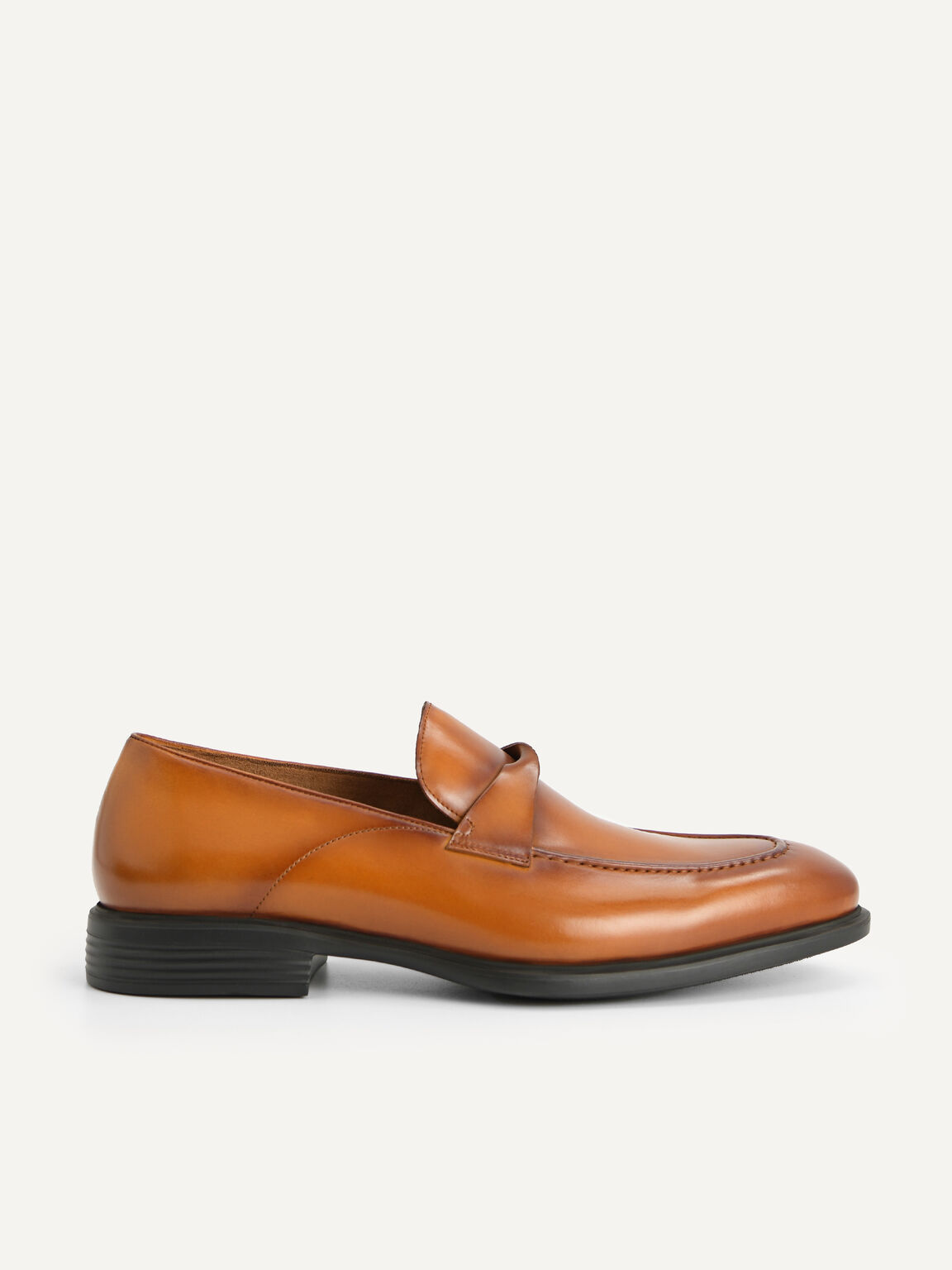 Altitude Leather Loafers, Cognac, hi-res