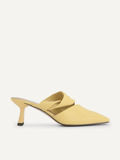 Square-Toe Heels, Sand, hi-res