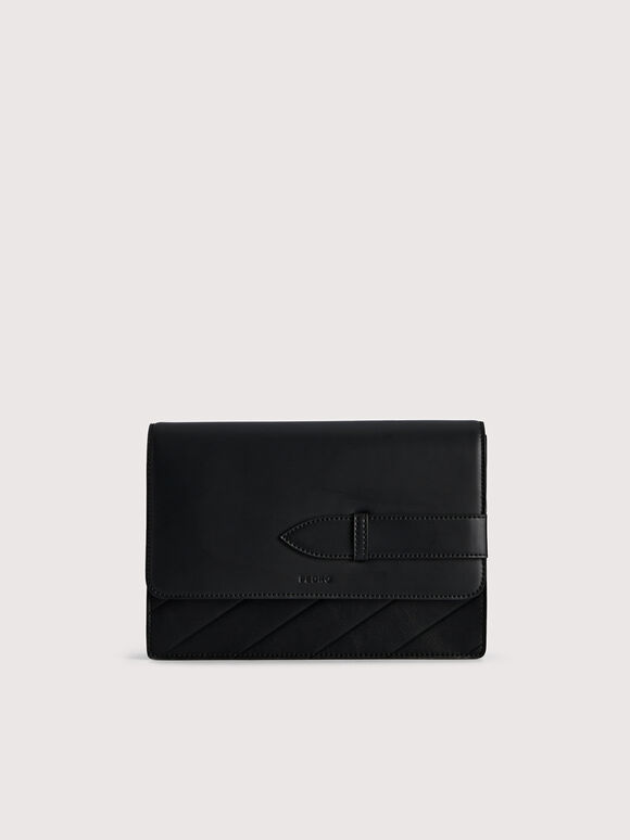 Casual Clutch, Black, hi-res