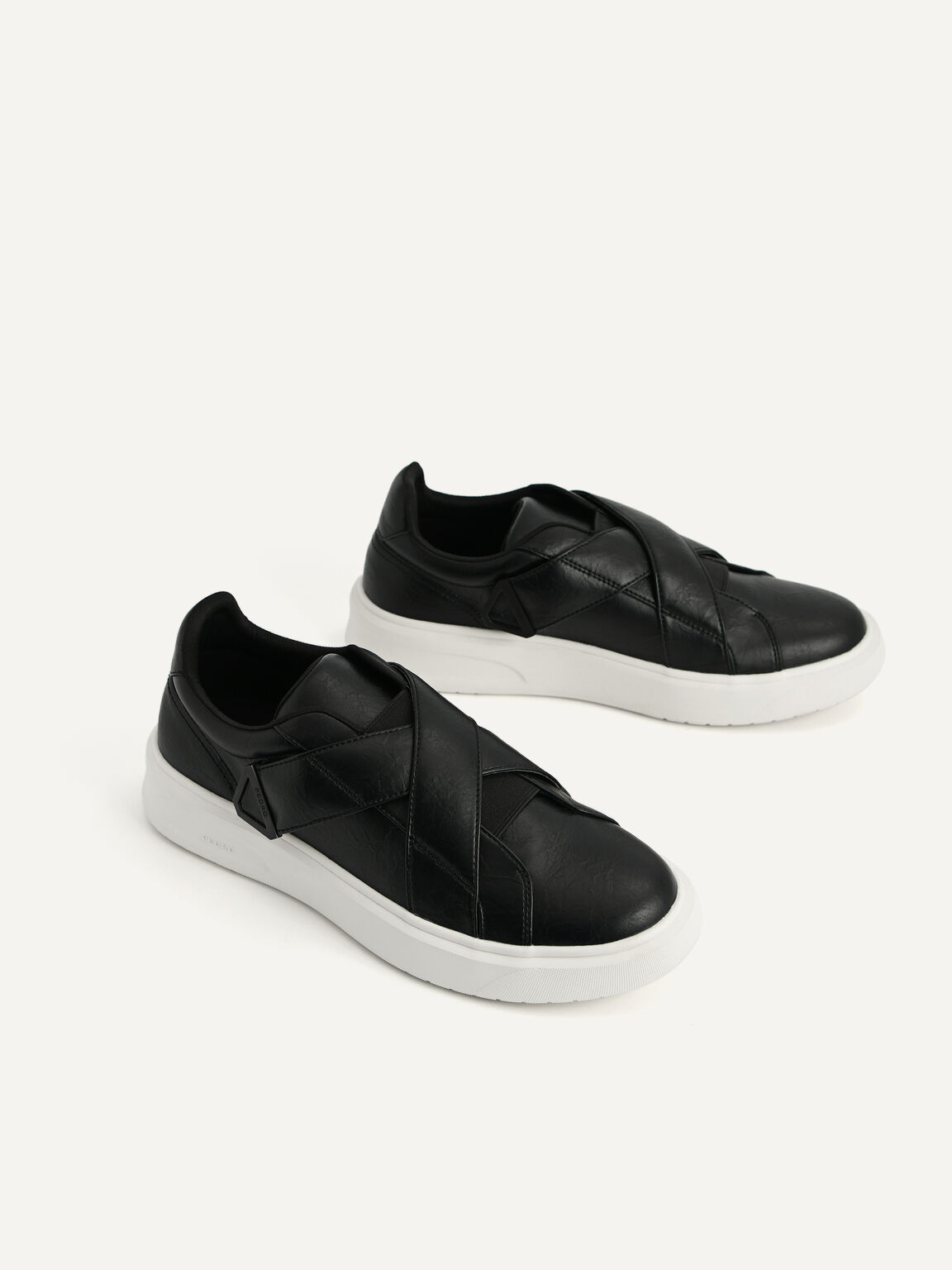 Cloudtrail Sneakers, Black, hi-res