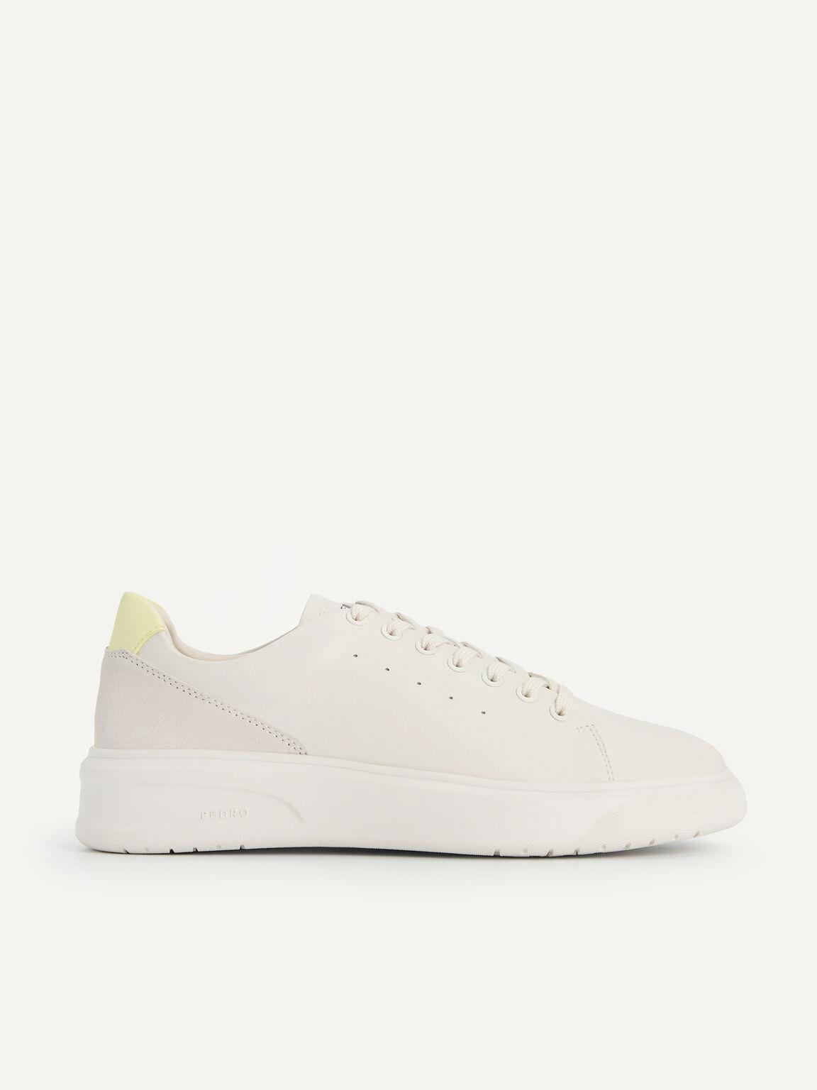 Dayflux Court Sneakers, Chalk, hi-res