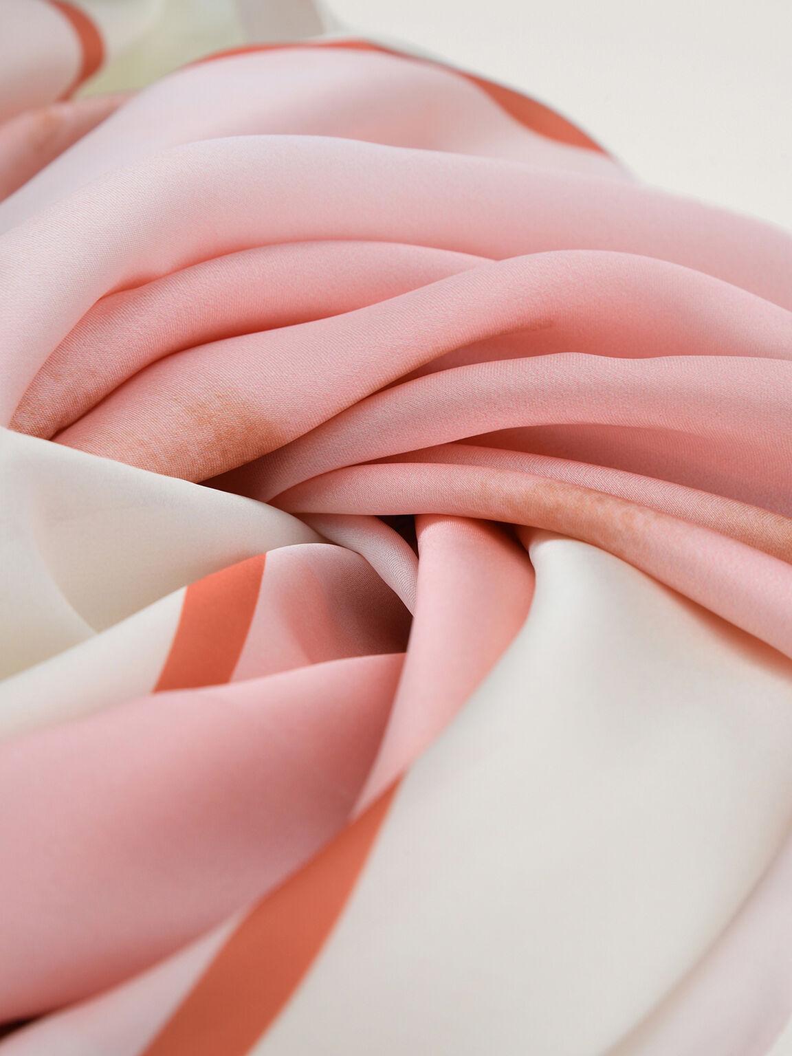 Tie-Dye Scarf, Multi, hi-res