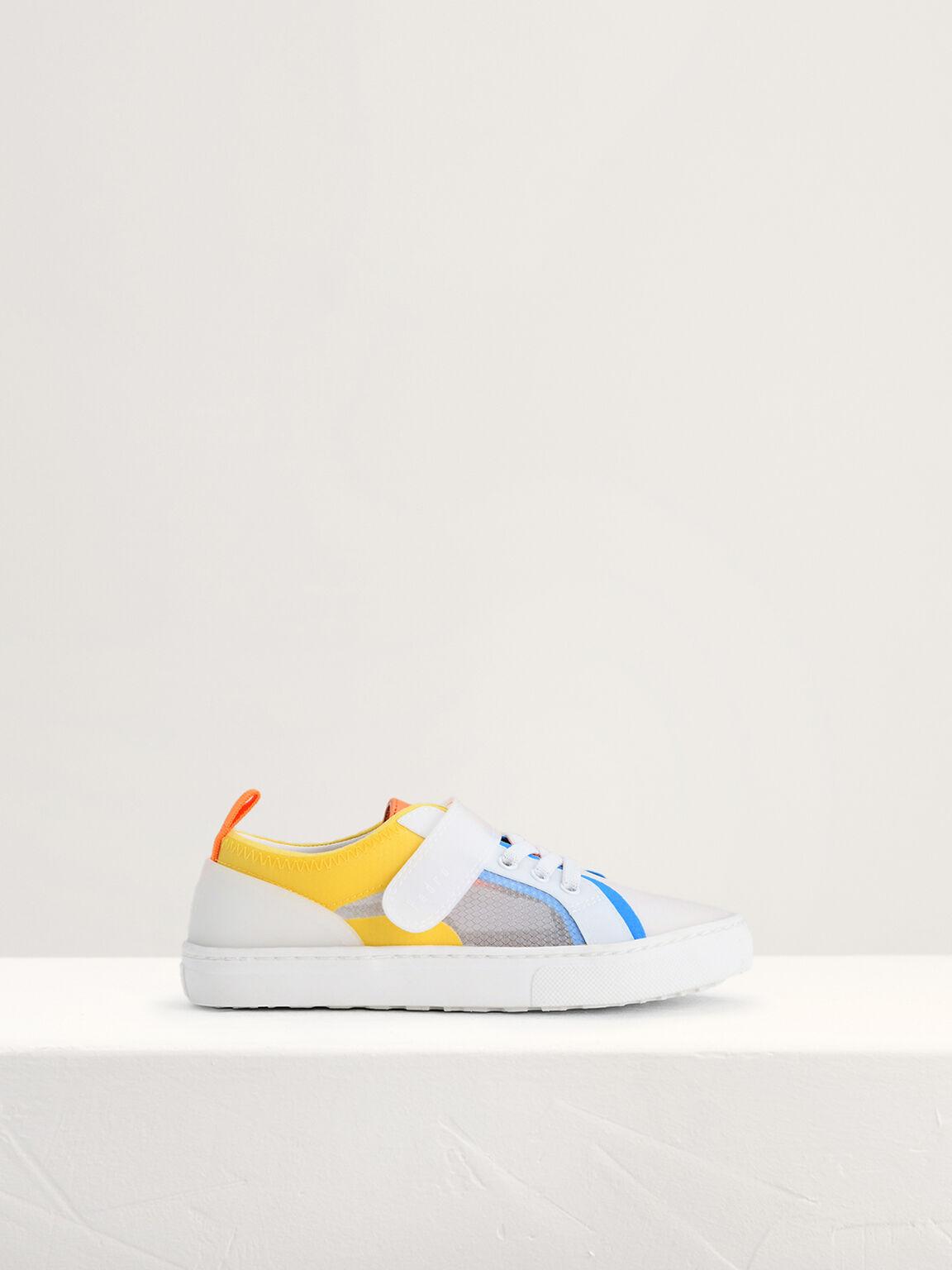 Colour-Block Sneakers, Multi, hi-res