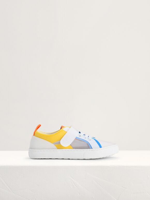 Colour-Block Sneakers, Multi, hi-res