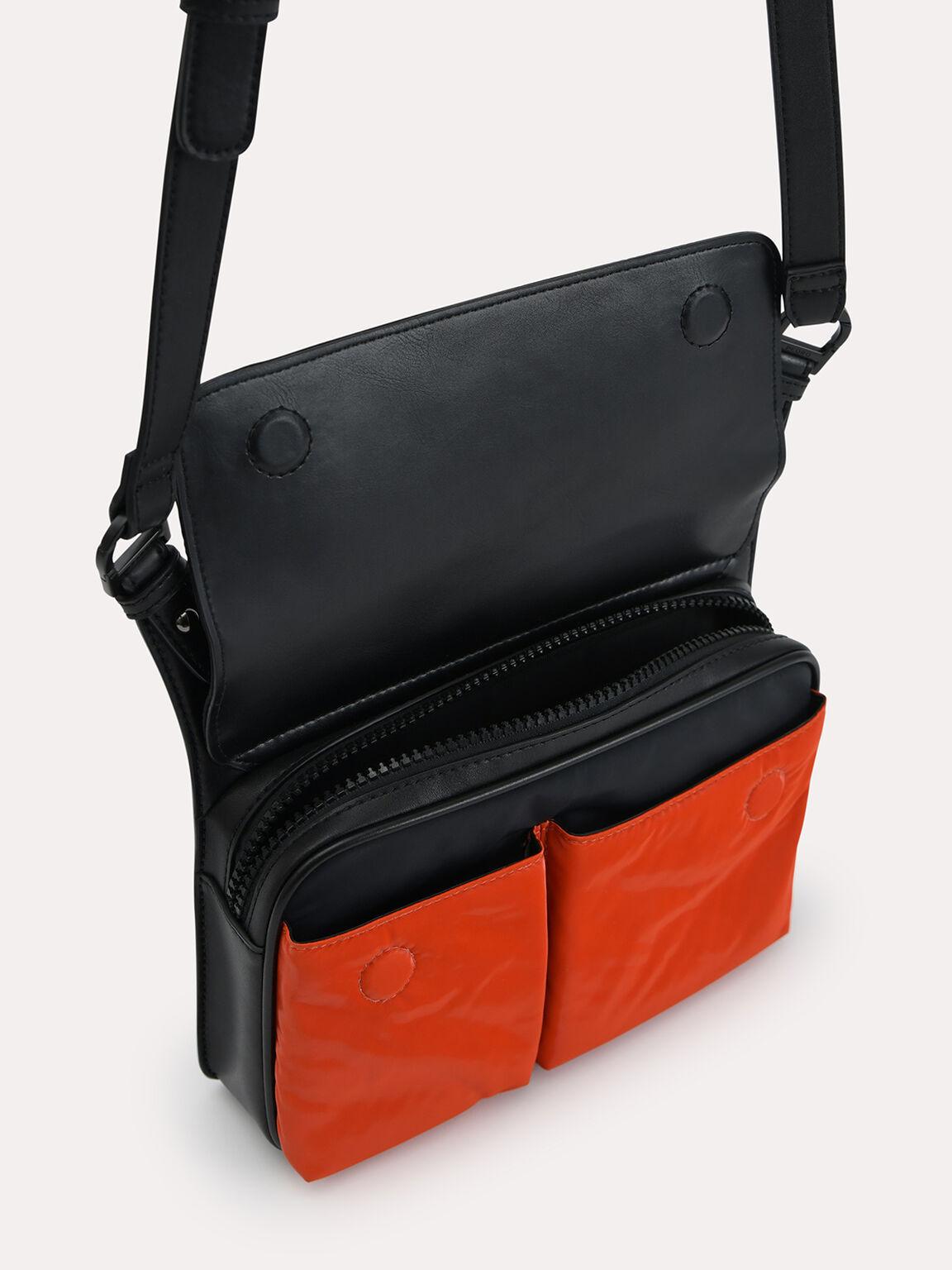 Utilitarian Sling Bag, Multi, hi-res