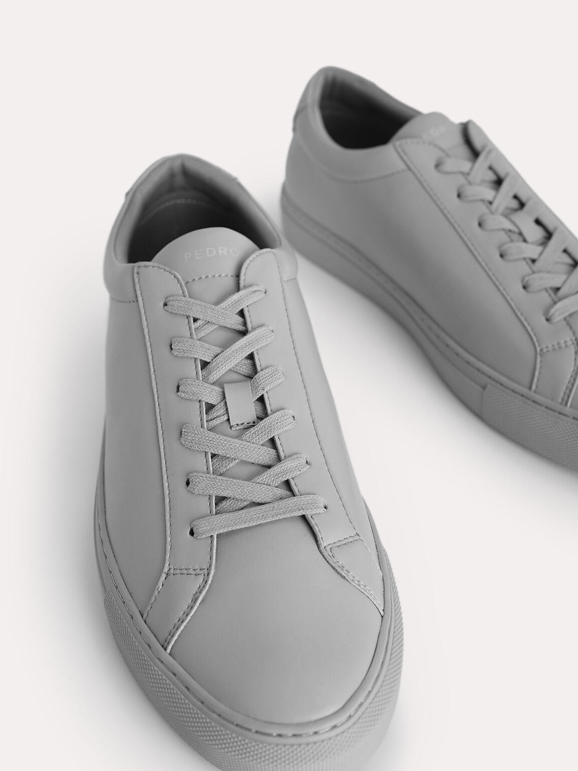 Atlas Court Sneakers, Grey, hi-res