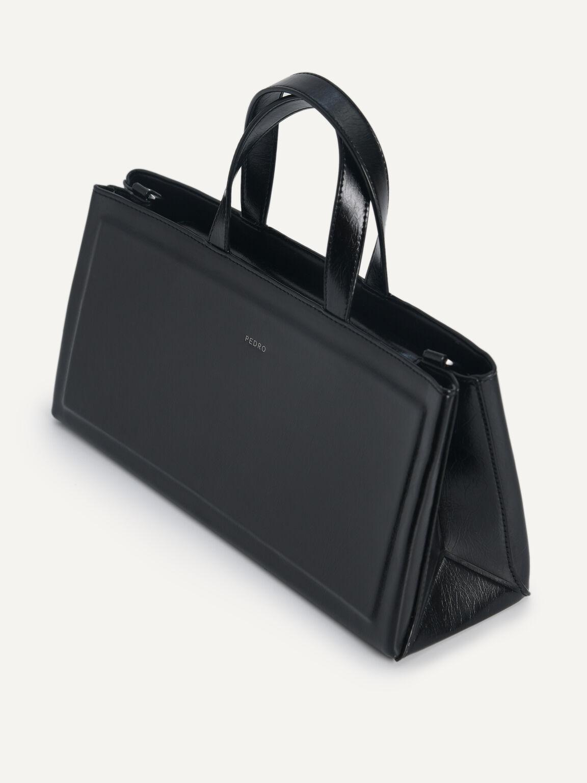 Crate Tote Bag, Black, hi-res