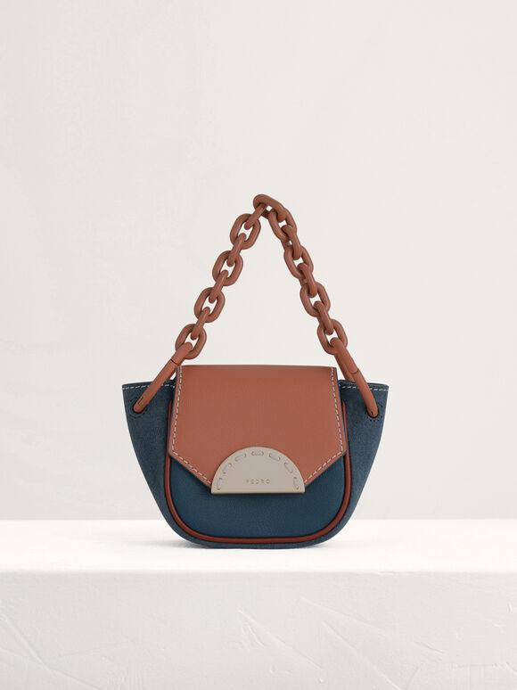 Leather Micro Sling Bag, Multi2, hi-res