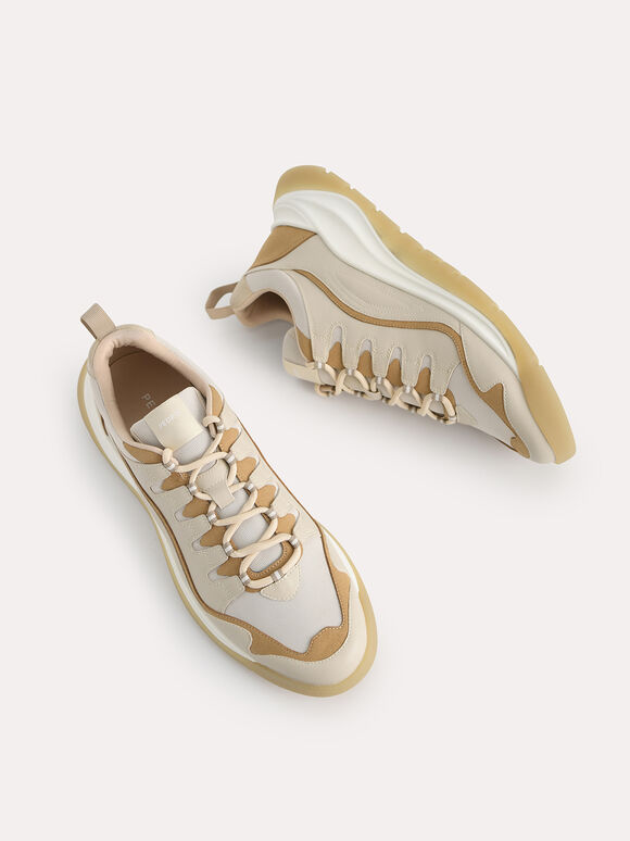Cloudtrail Sneakers, Taupe, hi-res