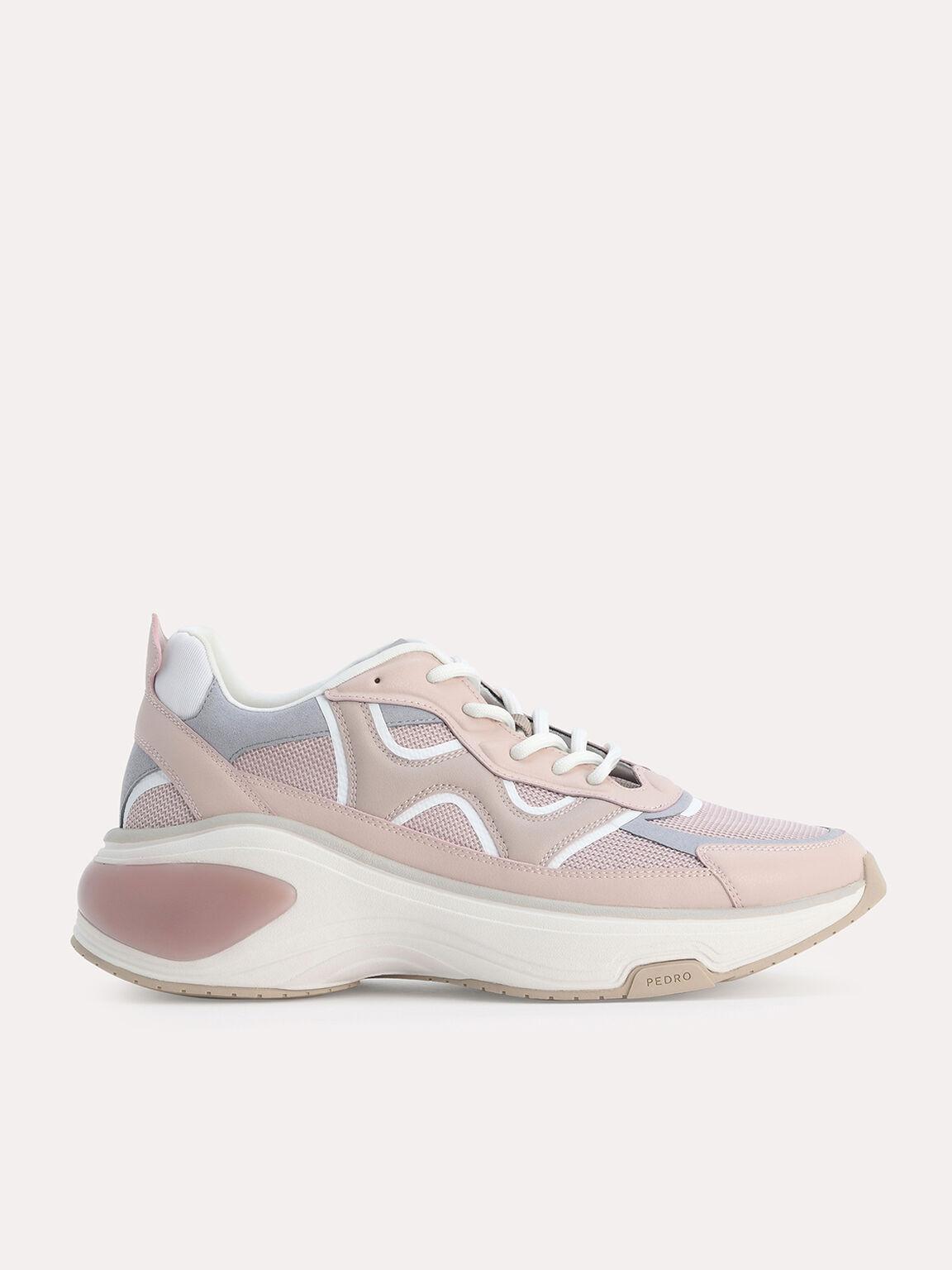 Tectonic sneakers, Nude, hi-res