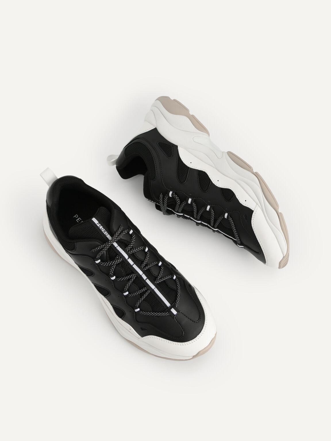Magma Sneakers, Black, hi-res