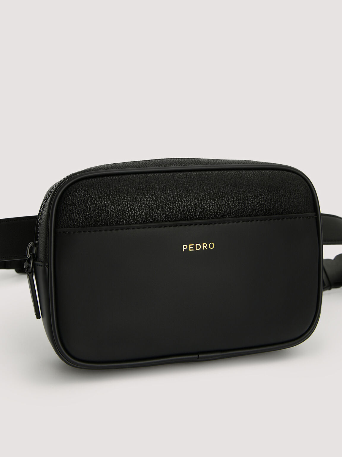 Two-Way Sling Pouch, Black, hi-res