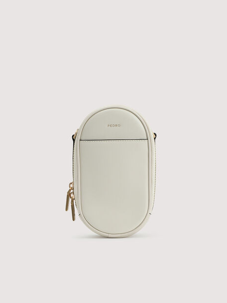 Mini Shoulder Bag, Chalk, hi-res