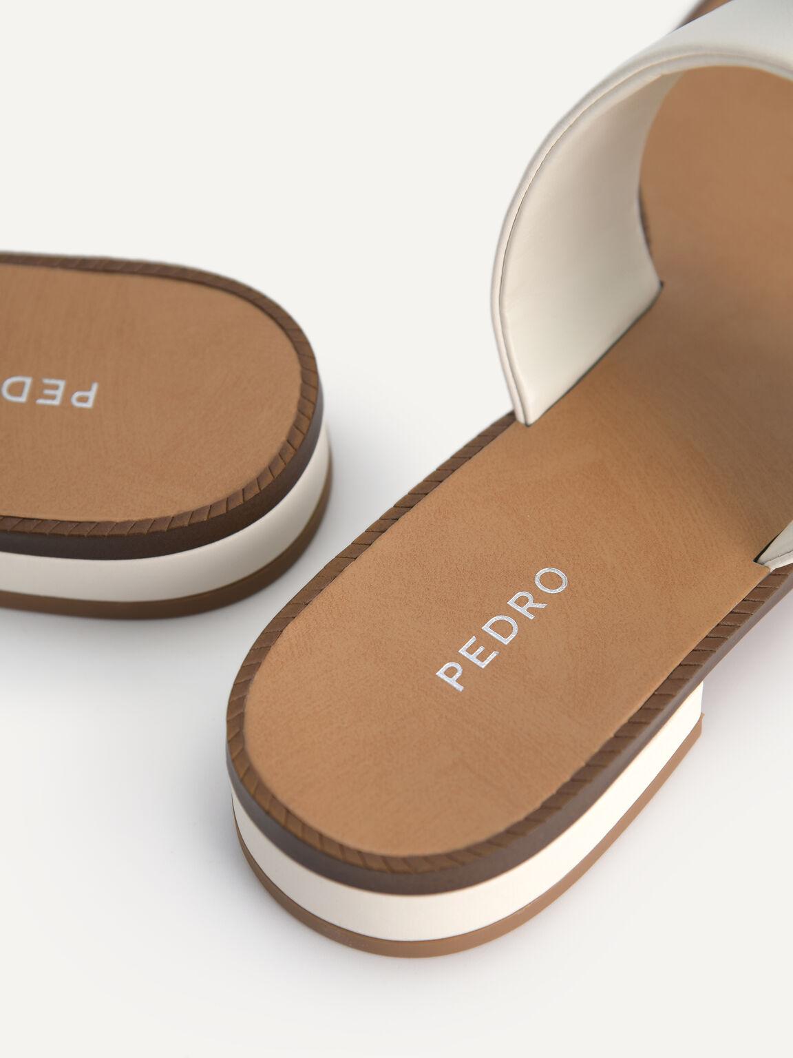 Gold Ornament Toe Loop Sandals, Chalk, hi-res