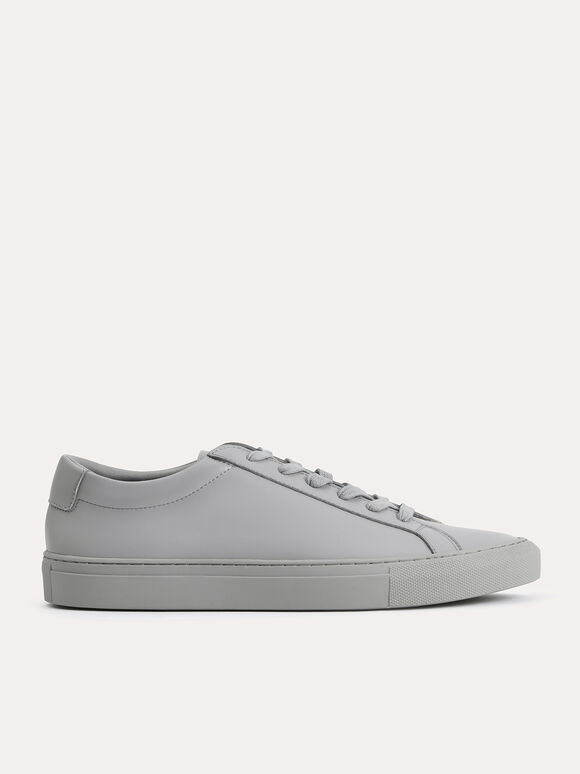 Atlas Court Sneakers, Grey, hi-res